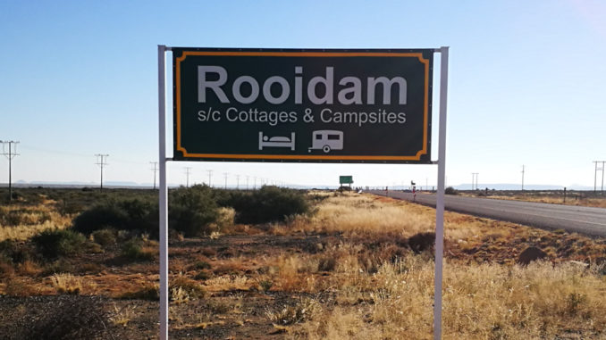 rooidam
